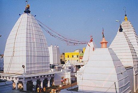 Shiv Paravati temple